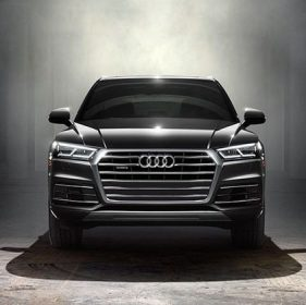 Rent a Car Sarajevo - Audi Q5 - Summa Vip Cars